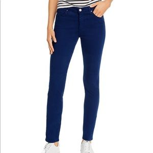 NEW AG Prima Brushed Color Wash Jeans Insignia